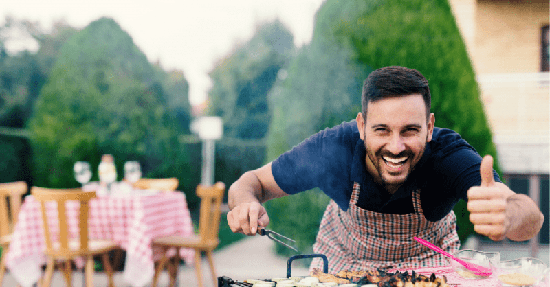 GET YOUR OUTDOOR KITCHEN READY FOR SPRING AND SUMMER